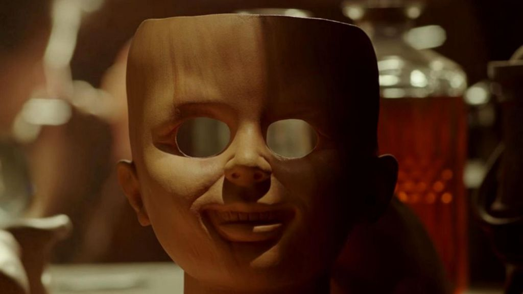 Annabelle Creation Mask