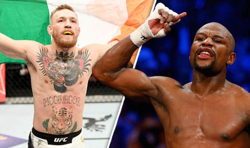 Conor McGregor Floyd Mayweather Fight