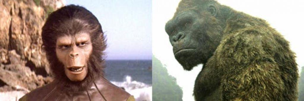 Cornelius in King Kong
