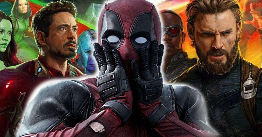 Avengers R-Rated Ryan Reynolds