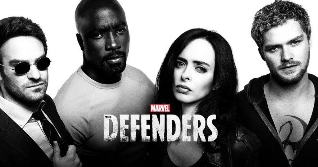 Defenders Teaser Posters