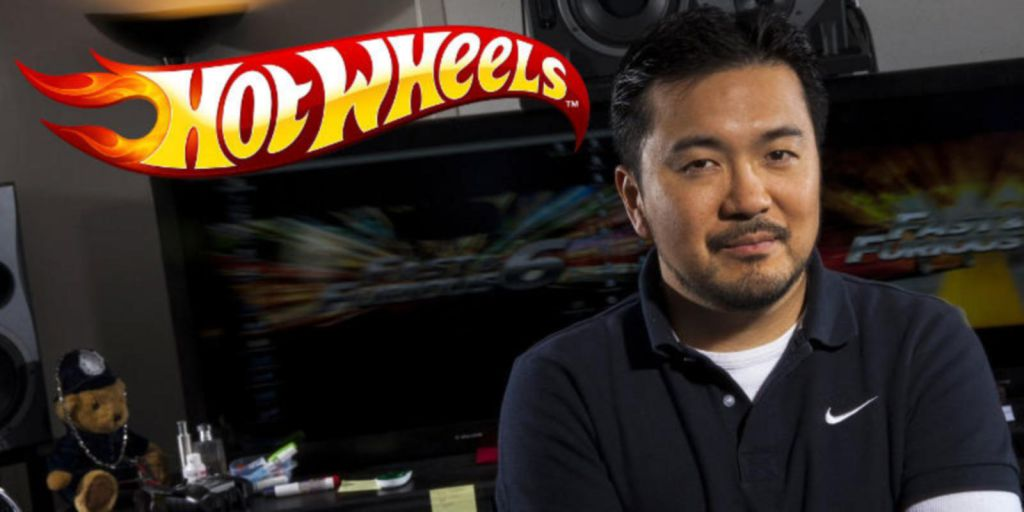 Justin Lin Hot Wheels