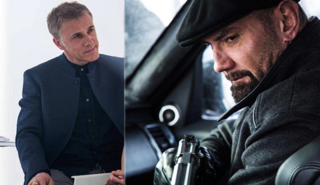 Spectre Waltz Boutista Villains in James Bond