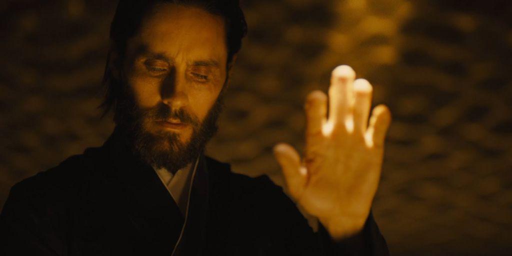 Jared Leto Blind in Blade Runner 2049