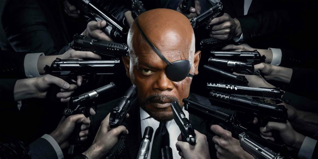 Samuel L Jackson in John Wick Chapter 3