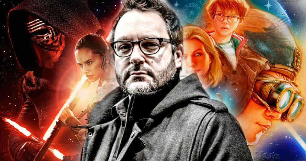 Colin Trevorrow Fired from star Wars
