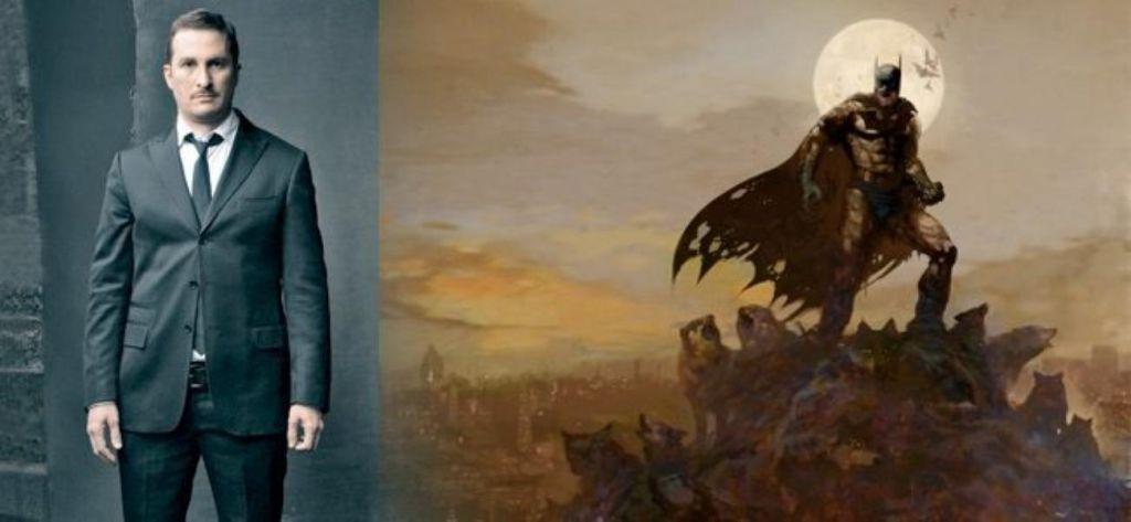 Batman DC Darren Aronofsky