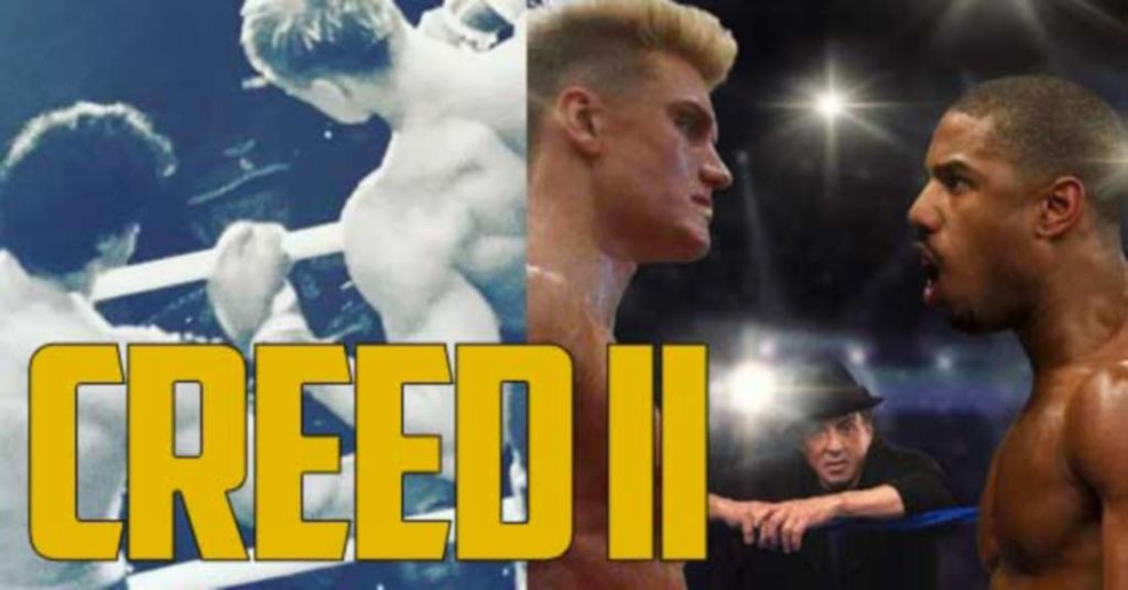 Creed 2 Ivan Drago