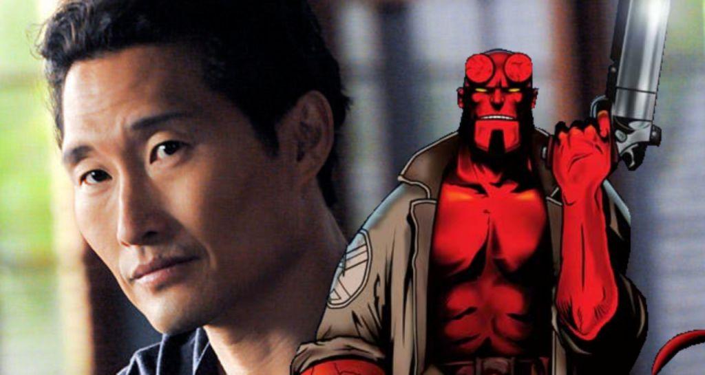 Daniel Dae Kim for Hellboy