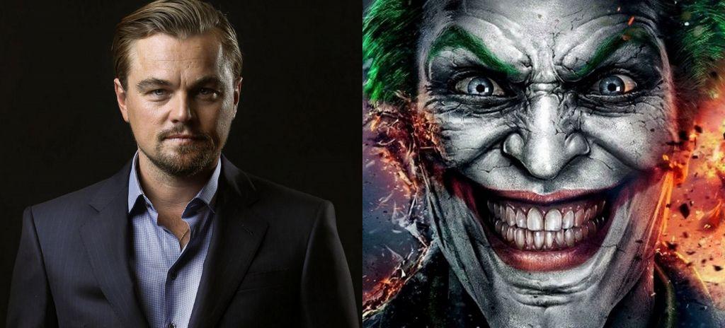 Leonardo DiCarprio Joker