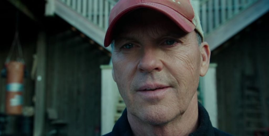Michael Keaton in American Assassin