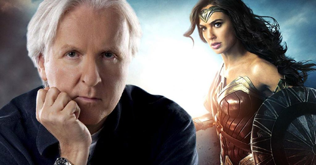 Wonder Woman James Cameron