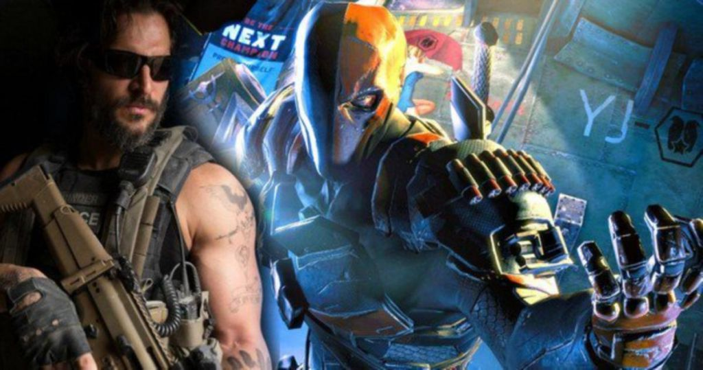 Deathstroke Movie