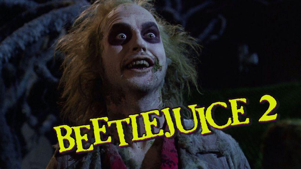 Beetlejuice 2 Poster Art