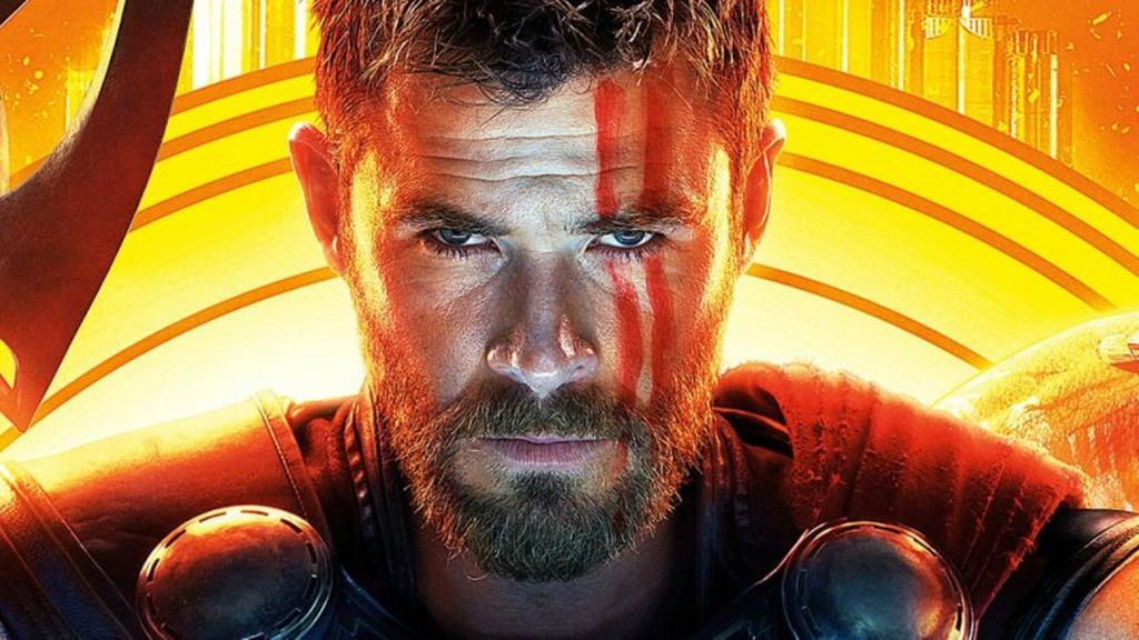 Chris Hemsworth Thor: Ragnarok