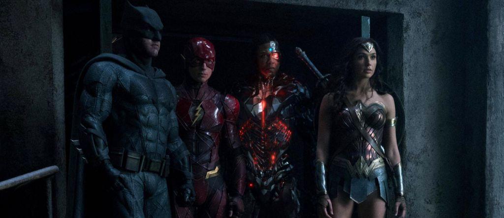 Justice League Dark Heroes