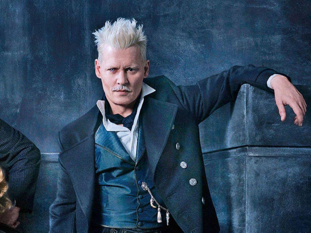 Johnny Depp in Fantastic Beasts Sequel