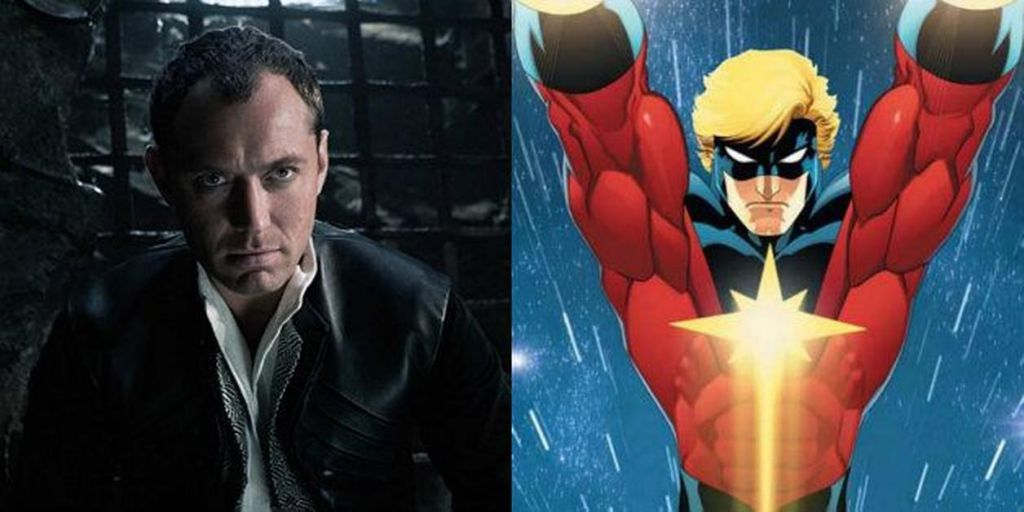 Jude Law Mar-Vell