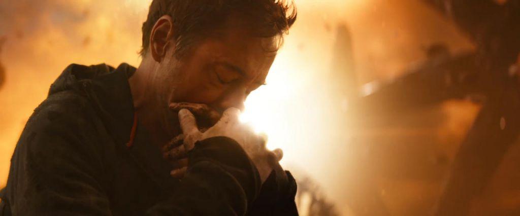 Robert Downey Jr Infinity War