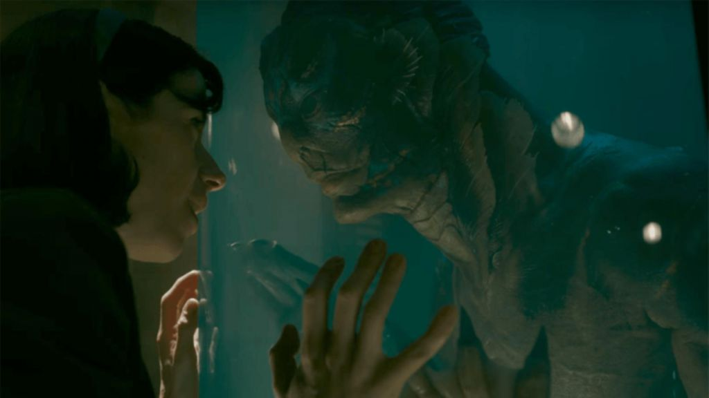 The Shape of Water Reviews