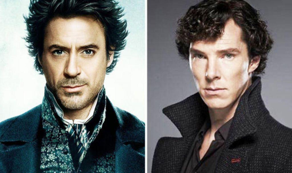 Marvel Sherlock Holmes