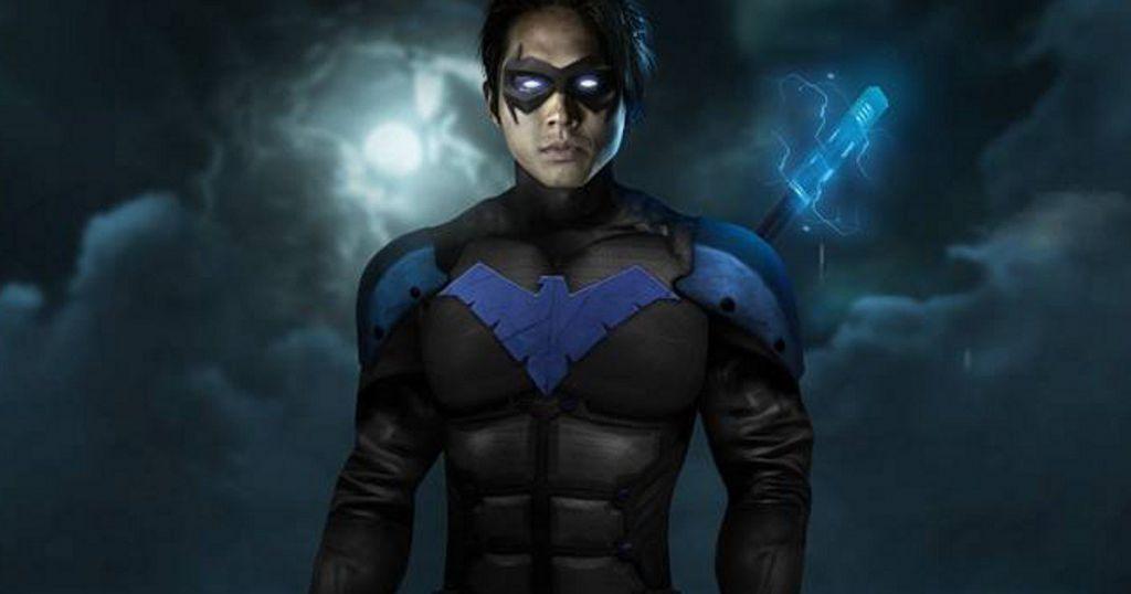 Steven Yeun Nightwing