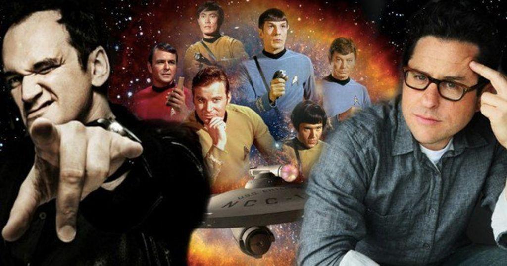 New Star Trek Movie Quentin Tarantino