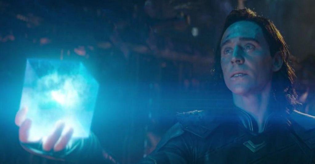 Loki in Avengers Infinity War