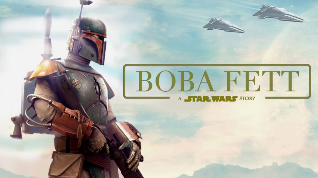 Boba Fett A Star Wars Story