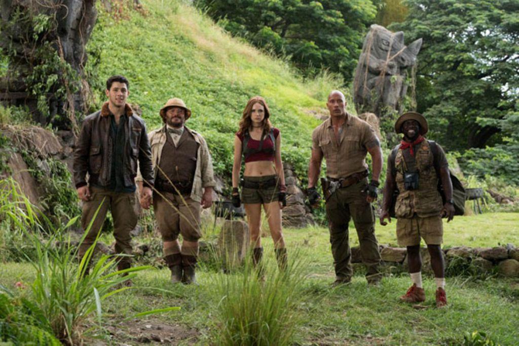 Jumanji Welcome to the Jungle Reviews