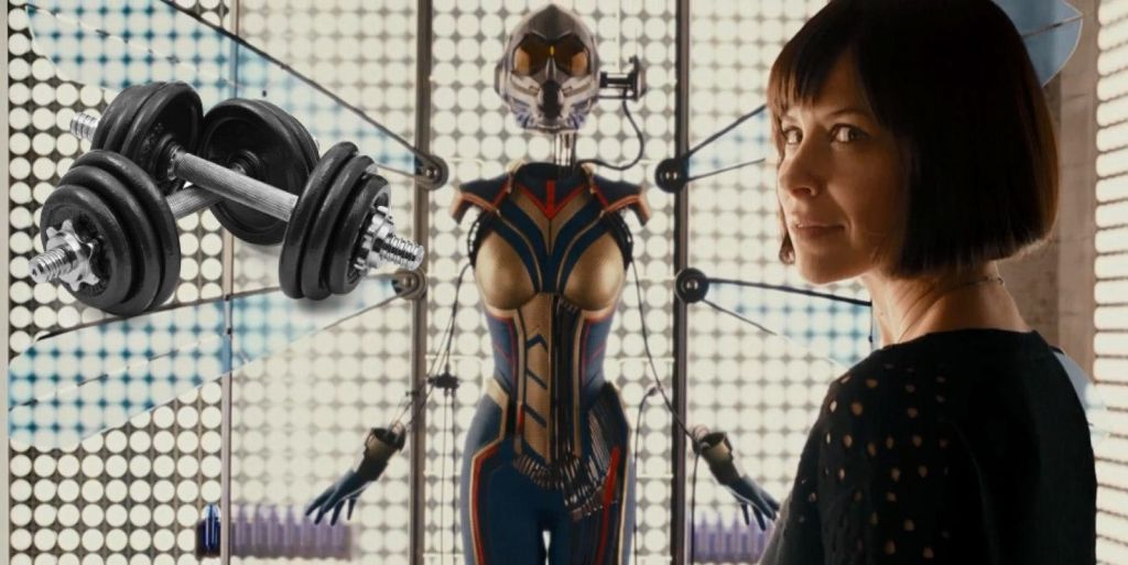 Hope Van Dyne Ant-Man and the Wasp