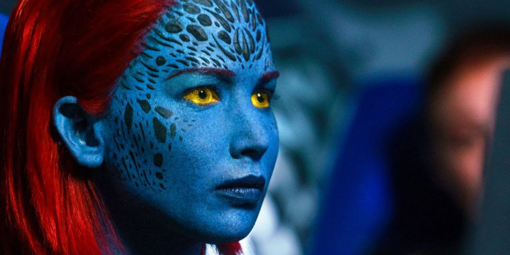 Jennifer Lawrence in X-Men Dark Phoenix
