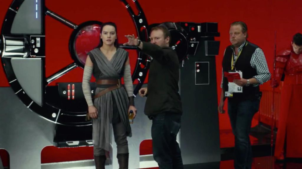 Rian Johnson Last Jedi