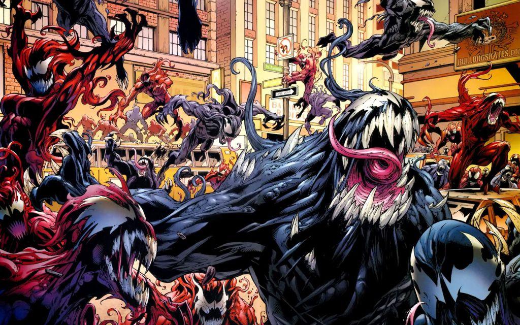 Spider-Man Planet Symbiotes