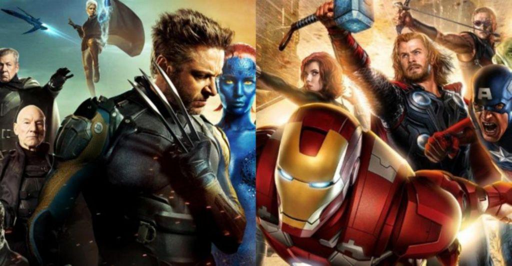 Kevin Feige Avengers X-Men