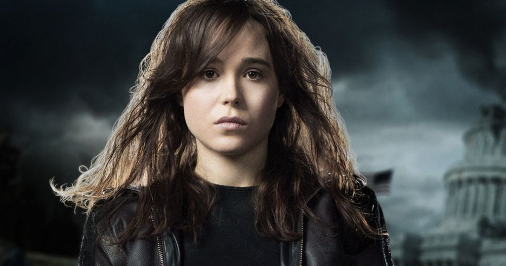 Ellen Page Kitty Pryde Spinoff