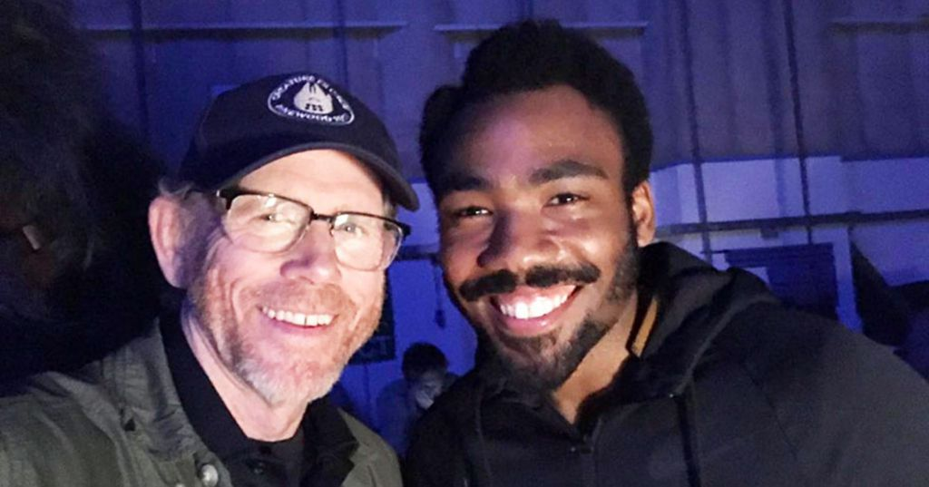 Ron Howard Donald Glover Solo Star Wars