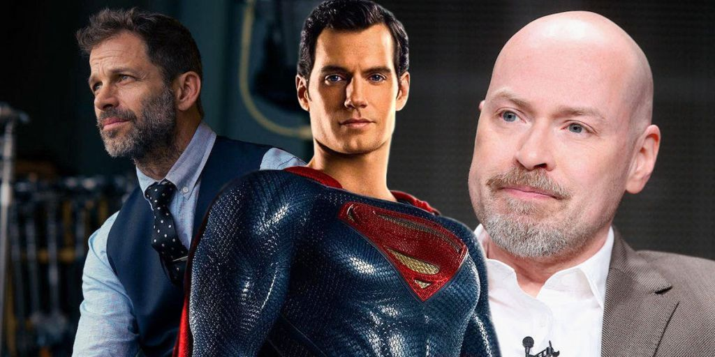 Steven DeKnight Man of Steel Sequel