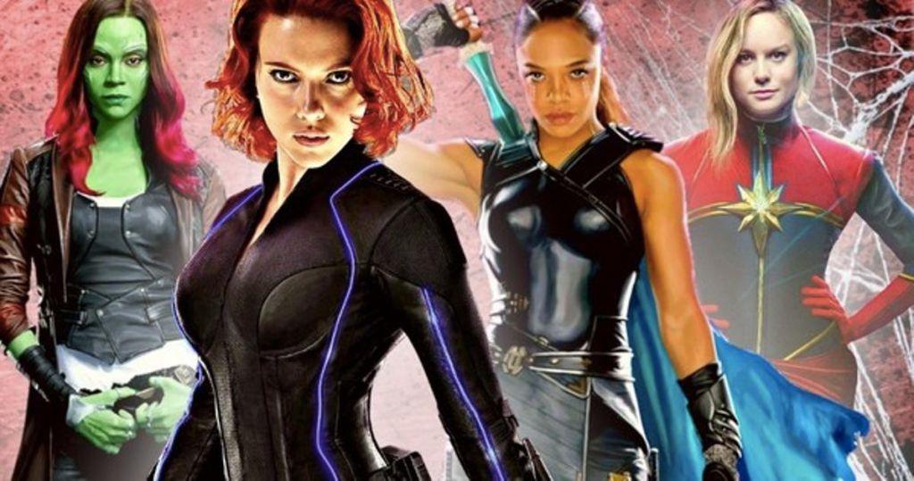 All Female Marvel