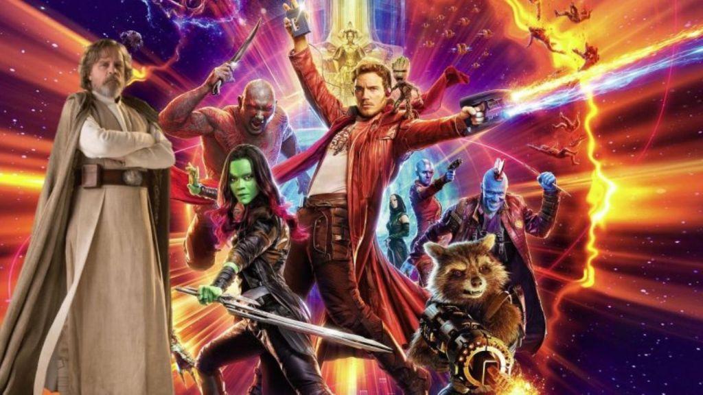 Mark Hamill Guardians of the Galaxy