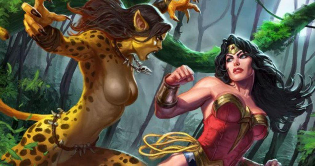 Wonder Woman 2 Villain