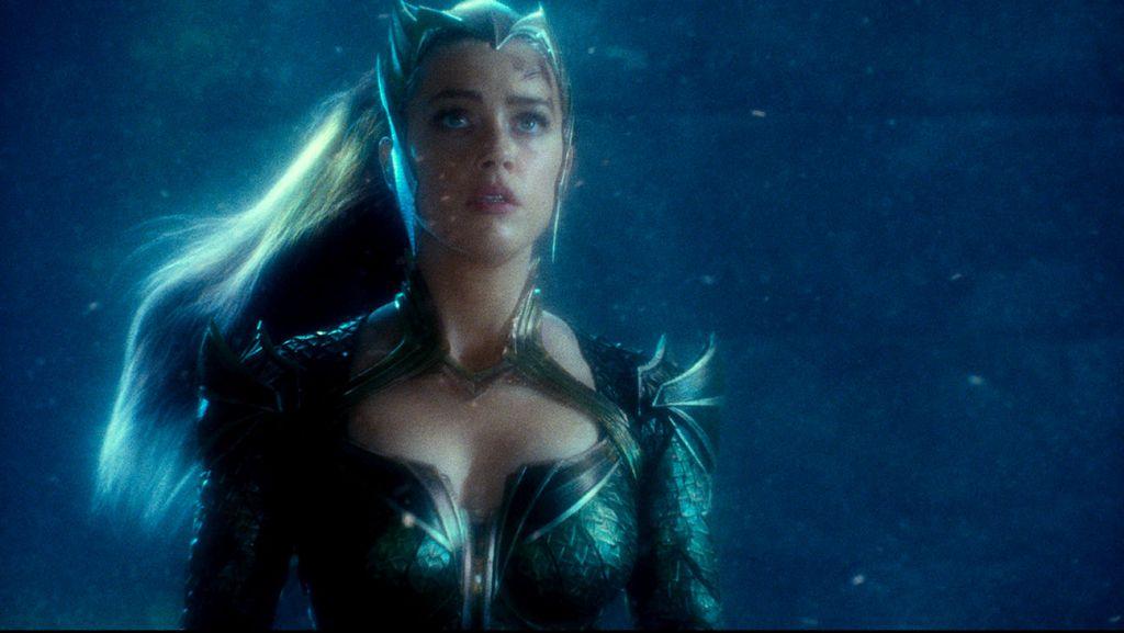Amber Heard Mera Justice League