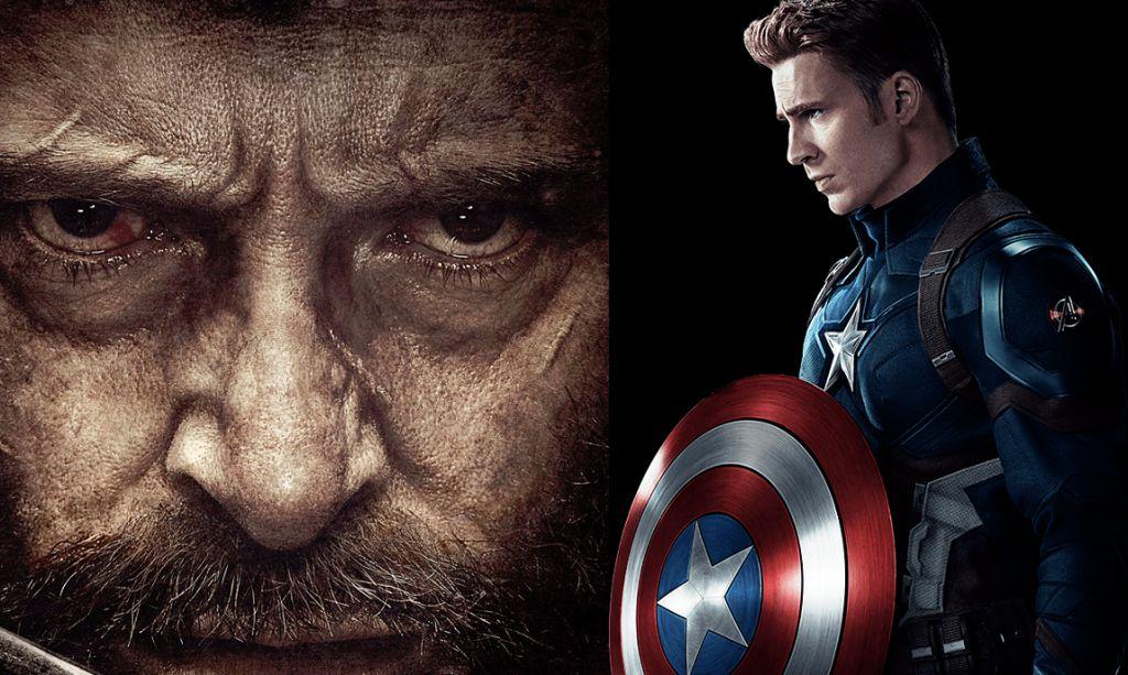 Logan Captain America