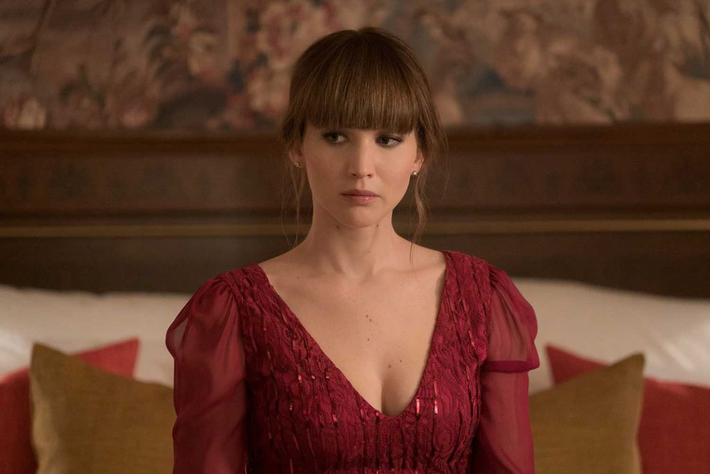 Jennifer Lawrence Red Sparrow