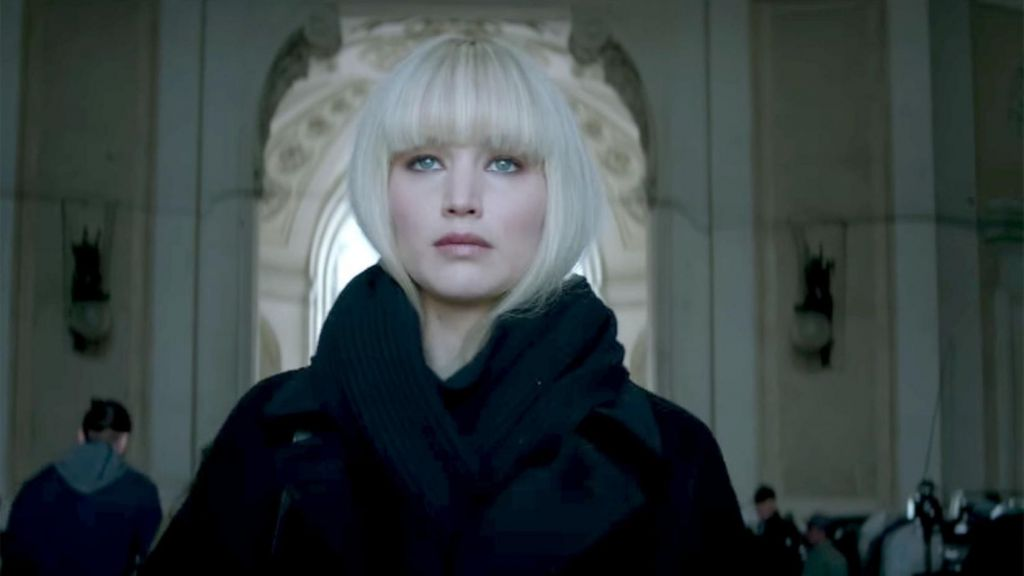 Red Sparrow Critics