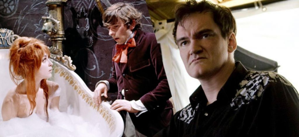 Roman Polanski Quentin Tarantino