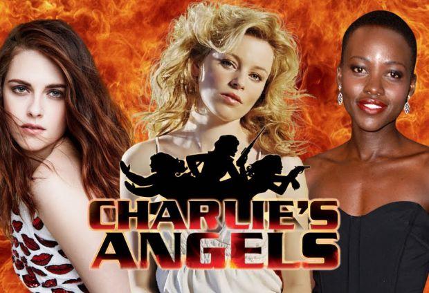 Charlie's Angels Reboot From Elizabeth Banks Excites Kristen Stewart