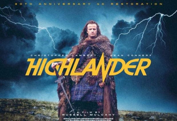 Highlander Reboot Earmarks 2019 Release, Contains Sequel Potential