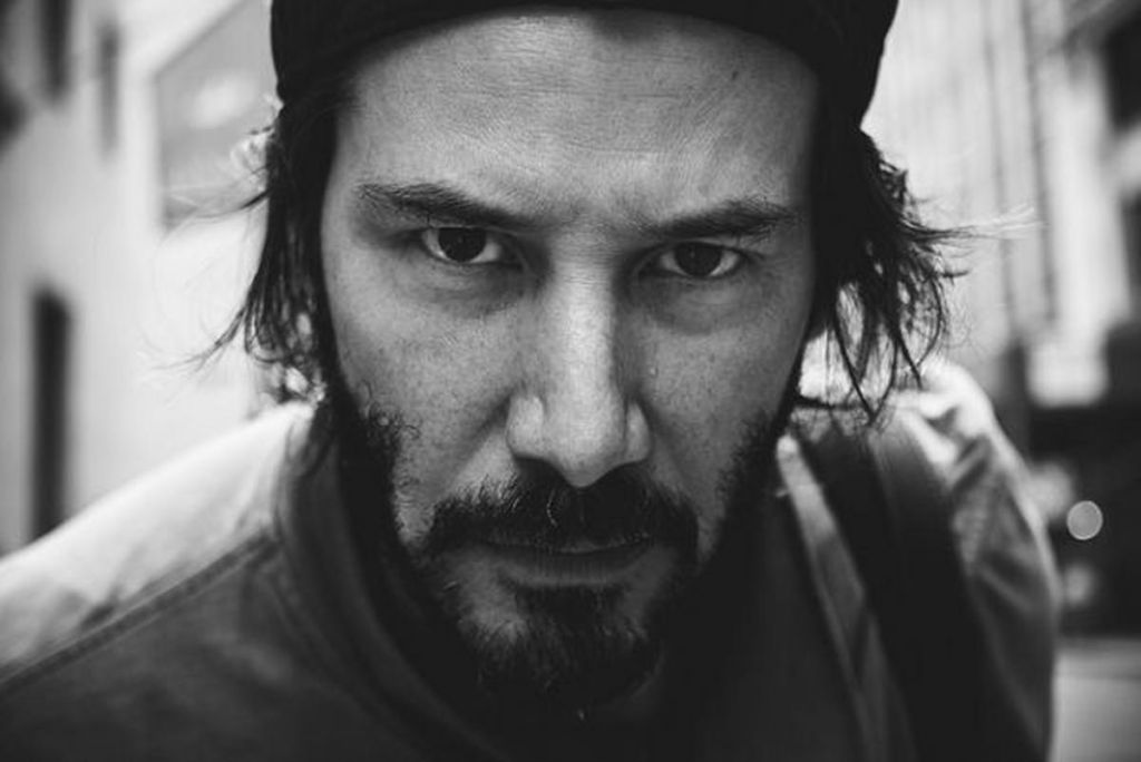 Keanu Reeves Past Midnight