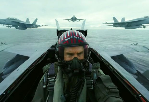 How Does The Original 'Top Gun' Trailer Compare To The Trailer For 'Top Gun: Maverick'?